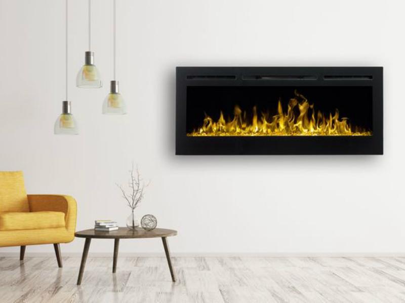 Noble Flame Paris 128 cm inbouwhaard 1280