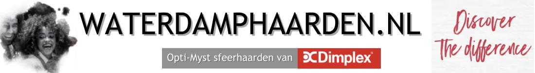 Waterdamp Haarden Logo