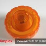 waterdamphaard dop oranje